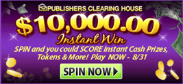 INSTANT WIN SLOT MACHINE | PCH Search & Win Blog
